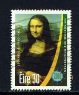 IRELAND  -  2000 The Arts 30p Used As Scan - 1949-... Republic Of Ireland