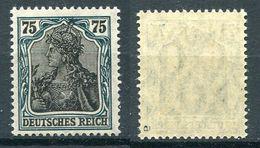 D. Reich Michel-Nr. 104a Postfrisch - Geprüft - Ungebraucht