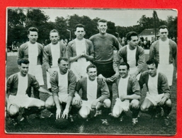 Tubantia F.C. (Borgerhout?) - 1957-1958 - Afd. III Division - Fotochromo 7 X 5 Cm - Voetbal