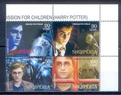 G66- Albania 2008. Emission For Children Harry Potter. - Albania