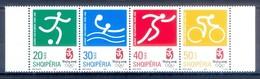 G67- Albania 2008. Beijing Olympic Games, Sports. - Albania