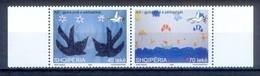 G68- ALBANIA 2008 UNIVERSAL LANGUAGE OF ART. - Albania