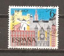 España/Spain-(usado) - Edifil  1588  - Yvert  1240 (o) - 1961-70 Usados