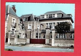BANTOUZELLE LA COLONIE DE VACANCES CARTE EN TRES BON ETAT - Francia