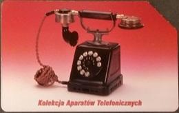 Telefonkarte Polen - Historisches Telefon (1) - Poland