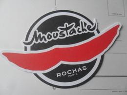 Moustache Rochas - Perfume Cards