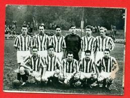 Stade Louvainiste - 1957-1958 - Afdeling III B - Fotochromo 7 X 5 Cm - Football