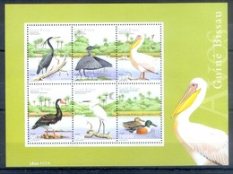 G76- Guinea Guine Bissau 2001 Marine Birds. - Guinea-Bissau