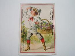 E. AMADIEU - Grands Magasins De Nouveautés 38 & 48, Grande-Rue à CHÂTEAU-THIERRY - SEPTEMBRE - Other