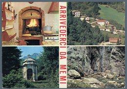 °°° Cartolina - Arrivederci Da Memi Vedutine Viaggiata °°° - Treviso