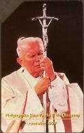 Telefonkarte Polen - Johannes Paul II (1) - Poland