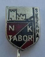 NK TABOR SEZANA, Slovenia  Football Club , SOCCER / FUTBOL / CALCIO PINS BADGES P1 - Football