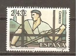 España/Spain-(usado) - Edifil  SH4359 - Yvert  3975 (o) - 1931-Hoy: 2ª República - ... Juan Carlos I