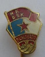 "NK ""BSK"" Bijelo Brdo Croatia  Football Club , SOCCER / FUTBOL / CALCIO PINS BADGES P1 - Football"