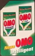 Telefonkarte Polen - Werbung - Waschmittel - 25 - Poland