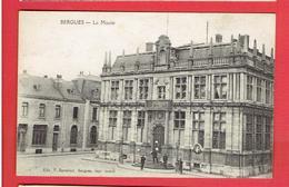 BERGUES 1918 LA MAIRIE CARTE EN TRES BON ETAT - Bergues