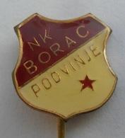 NK BORAC Podvinje Croatia  Football Club , SOCCER / FUTBOL / CALCIO PINS BADGES P1 - Football