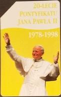Telefonkarte Polen - Johannes Paul II (2) - Poland