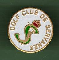GOLF *** CLUB DE SERVANES *** 1031 - Golf