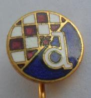 NK DINAMO ZAGREB   Croatia  Football Club , SOCCER / FUTBOL / CALCIO PINS BADGES P1 - Football