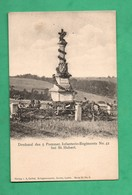 57 Moselle Gravelotte Saint Hubert Monument Allemand Guerre 1870 Denkmal Infanteerie Infanterie Regiments No 42 - Otros Municipios