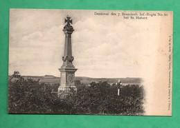 57 Moselle Gravelotte Saint Hubert Monument Allemand Guerre 1870 Denkmal Infanterie Regiments No 60 - Otros Municipios