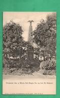 57 Moselle Gravelotte Saint Hubert Monument Allemand Guerre 1870 Denkmal Infanterie Regiments No 29 - Otros Municipios