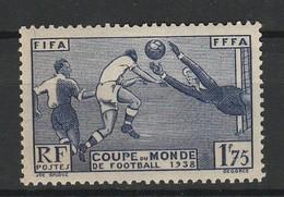 FRANCE 1938 YT N° 396 ** - Unused Stamps