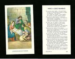 Santino - L' Adorazione Dei Pastori 2 - Santini