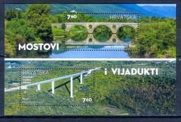 G104- Croatia Hrvatska 2017. Architecture, Bridges And Viaducts. - Croatia