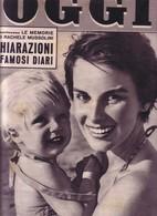 (pagine-pages)ANTONELLA LUALDI   Oggi1957/34. - Libri, Riviste, Fumetti