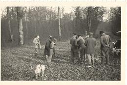 71  AVAISE - Forêt D'Avaise - CHASSE -  Au Chêne Du Marquis - 4 Décembre 1960 -  Le Buckenwald Des Chevreuils  - - Autres