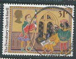 GROSBRITANNIEN GRANDE BRETAGNE GB 1986 CHRISTMAS: THE DEWSBURY CHURCH KNELL  31P  SG 1345 SC 1166 MI 1100 YT 1256 - 1952-.... (Elisabeth II.)