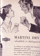 (pagine-pages)PUBBLICITA' MARTINI   Oggi1957/34. - Libri, Riviste, Fumetti