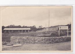 Cpa (carte Photo)-91-arpajon --camp De Baillot - Arpajon