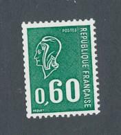FRANCE - TYPE BECQUET N°YT 1815a) GOMME TROPICALE NEUF** SANS CHARNIERE -  COTE YT : 10€ - 1974 - 1971-76 Marianne De Béquet