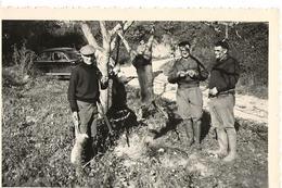 71  AVAISE ( Localisation établie Selon Rapprochement Avec Photos Similaires Situées) - CHASSE -  22 Novembre 1959 - - Autres