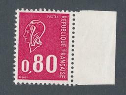FRANCE - TYPE BECQUET N°YT 1816a) SANS PHOSPHORE NEUF* AVEC CHARNIERE -  COTE YT : 22€ - 1974 - 1971-76 Marianne De Béquet