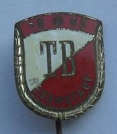 TB  Regenstauf  GERMANY Football Club , SOCCER / FUTBOL / CALCIO PINS BADGES Z2 - Football