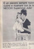 (pagine-pages)PUBBLICITA' NECCHI  Tempo1961. - Libri, Riviste, Fumetti