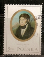 POLOGNE    N°  1872  OBLITERE - Gebraucht