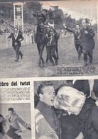 (pagine-pages)MOLVEDO  Tempo1961. - Libri, Riviste, Fumetti