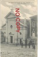 Sestola, Modena, 14.7.1908, Un Saluto. Stazione Climatica Estiva Ed Invernale, Chiesa Parrocchiale. - Modena