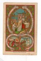 PLECHTIGE  EERSTE H.MIS 1893.. FRANS GIELIS IN DE KERK O.L. VROUW TE LINTH - Devotion Images