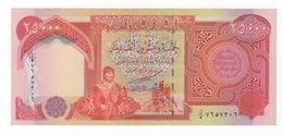 IRAQ, 25,000 DINARS. UNC. - Irak