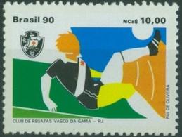 BRAZIL #2236  -   FOOTBALL CLUB  VASCO DA GAMA  - SOCCER -  1990 - Brazil