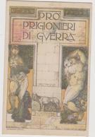 Comitato Soccorso Prigionieri Di Guerra , Spedita A Castellamare Di Stabia  - F.p. -  Anno 1916 - Weltkrieg 1914-18