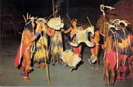 GUYANE FRANCAISE French Guiana ( Haut Itany ) DANSE Du MARAKE Chez Les INDIENS WAYANA - CPSM Grand Format - - Guyane