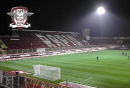 Stadium Stadionul Giuleşti-Valentin Stănescu (FC Rapid Bucureşti, Romania) Postcard - Size: 15x10 Cm. Apr - Fútbol