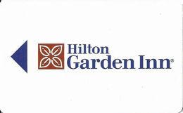 Hilton Garden Inn Hotel Room Key Card - Hotel Keycards